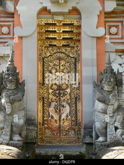 Door of a wealthy Balinese household Bali Indonesia Southeast Asia Asia - & Balinese Doors Stock Photos \u0026 Balinese Doors Stock Images - Alamy Pezcame.Com