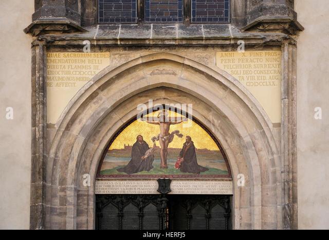 wittenberg door  u0026 wittenberg castle church luther door1