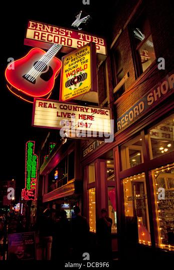 Blues Music Nashville Stock Photos Amp Blues Music Nashville