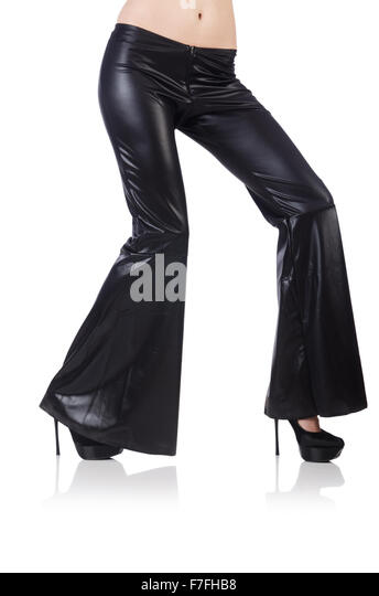Flares Trousers Stock Photos & Flares Trousers Stock ...