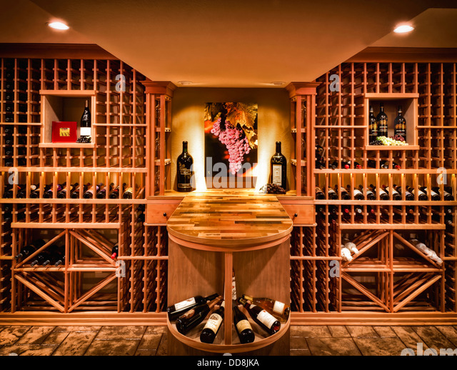 usa washington bellevue a private wine cellar features custom racking lighting bellevue custom wine cellar