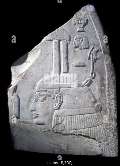 Cleopatra Ornate Traditional Cherry Formal Dining Room: Egyptian Kingdom Stock Photos & Egyptian Kingdom Stock