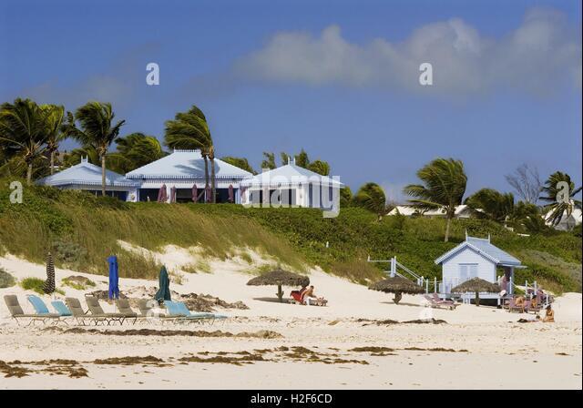 Harbour island bahamas pink sand stock photos harbour for Pink sands harbour island bahamas