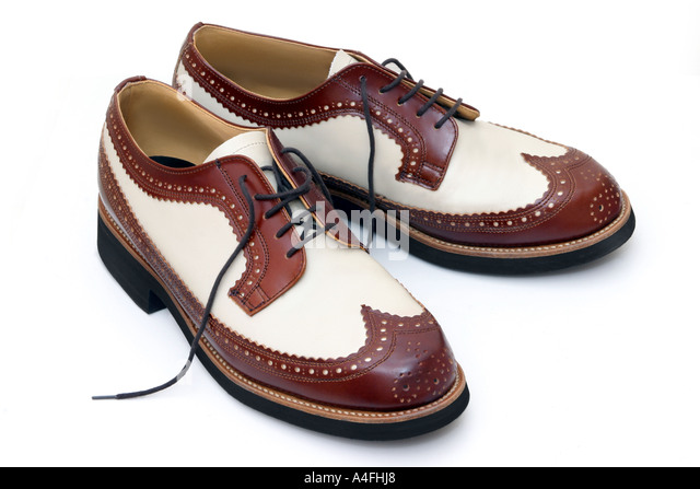 Mens Two Tone Dance Shoes