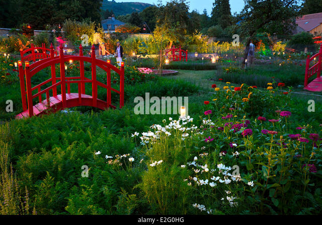 Wesserling stock photos wesserling stock images alamy for Jardin wesserling