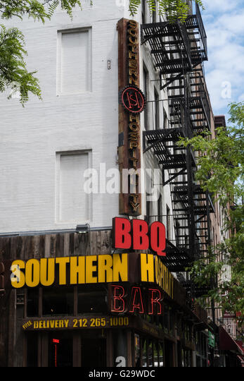 Southern Hospitality Bbq Hell S Kitchen