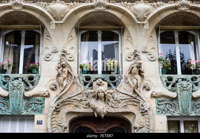 Art Deco Architecture France Stock Photos & Art Deco Architecture ...