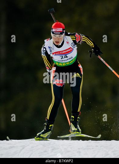 damen biathlon