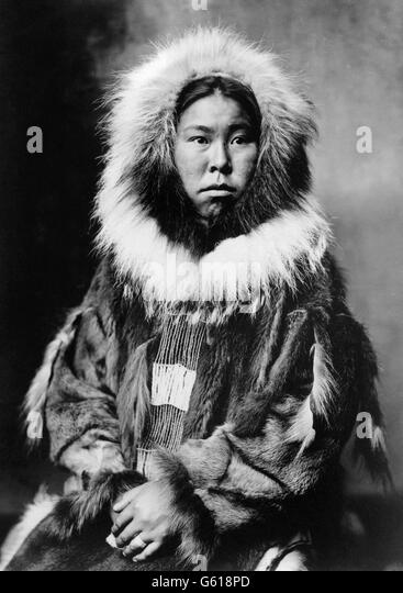 Inuit Woman Stock Photos & Inuit Woman Stock Images - Alamy