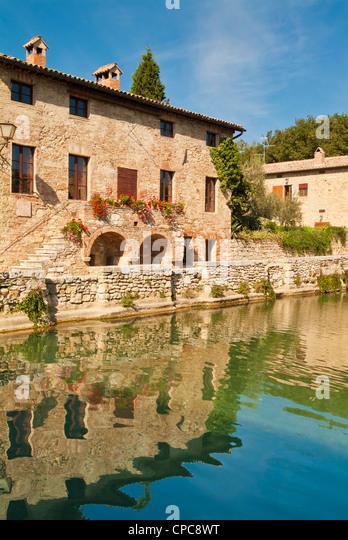 Bagno Vignoni Stock Photos & Bagno Vignoni Stock Images - Alamy