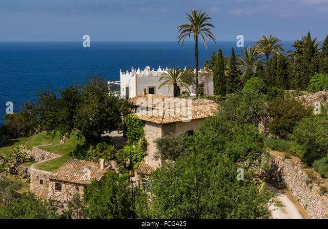 michael douglas mallorca stock photos michael douglas mallorca stock images alamy. Black Bedroom Furniture Sets. Home Design Ideas