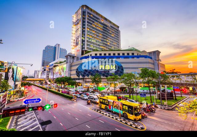 Mbk Bangkok Stock Photos & Mbk Bangkok Stock Images - Alamy
