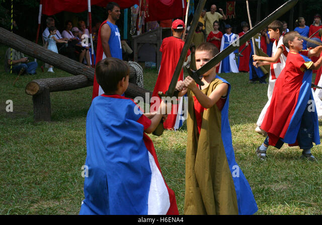 Sword Fight Stock Photos Amp Sword Fight Stock Images Alamy