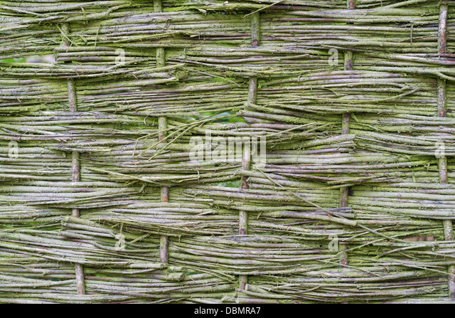 Willow Fence Stock Photos Amp Willow Fence Stock Images Alamy