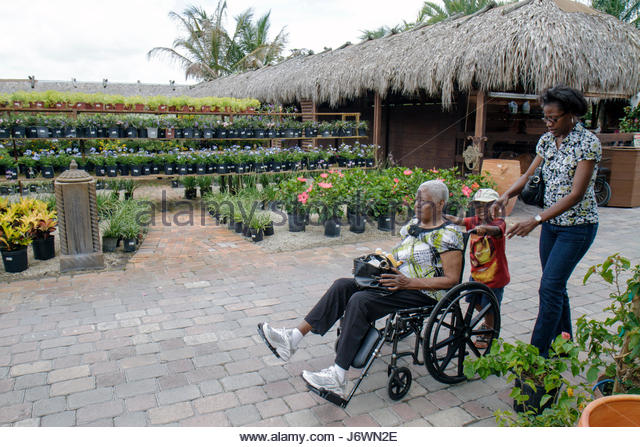 Child Pushing Wheelchair Old Stock Photos Child Pushing Wheelchair Old Stock Images Alamy
