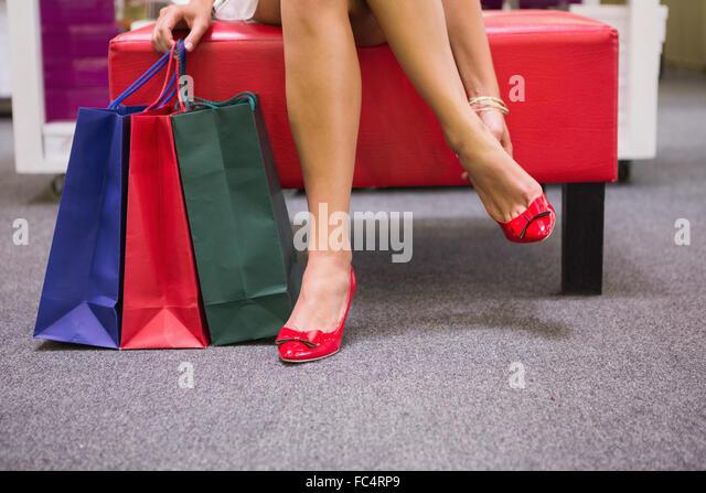 Shopping Bags Next Stock Photos & Shopping Bags Next Stock Images ...