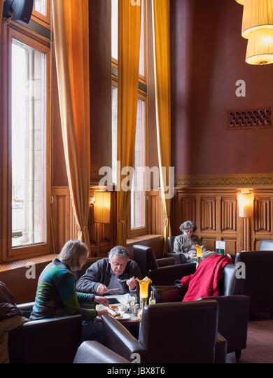Grand Caf Restaurant 1e Klas Im Station Amsterdam Centraal Province North Holland