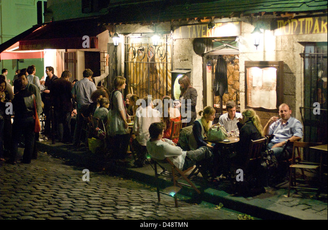 Caf Ef Bf Bd De Paris Rue De La Republique