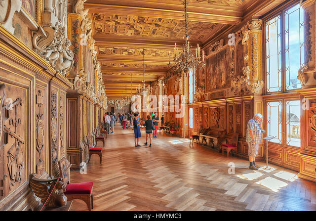 French architecture interiors stock photos french for Boutique hotel fontainebleau