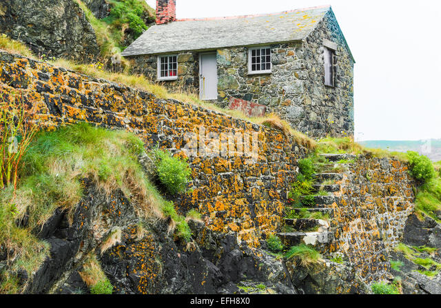 Old fishermans cottage fisherman stock photos old fishermans cottage fisherman stock images - The fishermans cottage ...