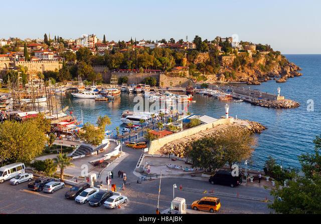 Kaleici Antalya Turkey Stock Photos & Kaleici Antalya ...