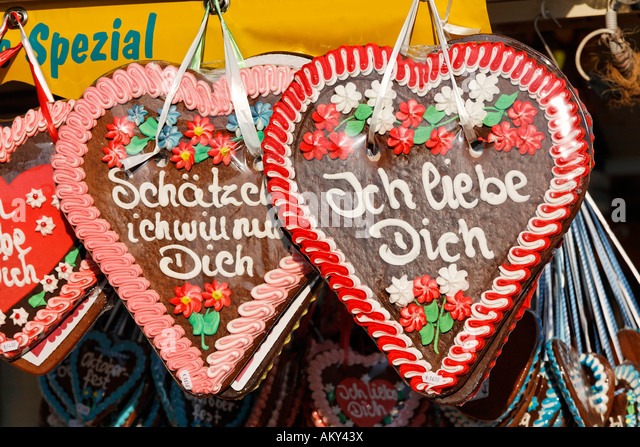 gingerbread heart germany liebe stock photos gingerbread heart germany liebe stock images alamy. Black Bedroom Furniture Sets. Home Design Ideas