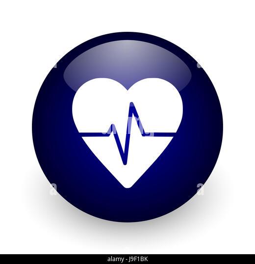 Heart Pulse Icon App Icon Stock Photos Heart Pulse Icon App Icon