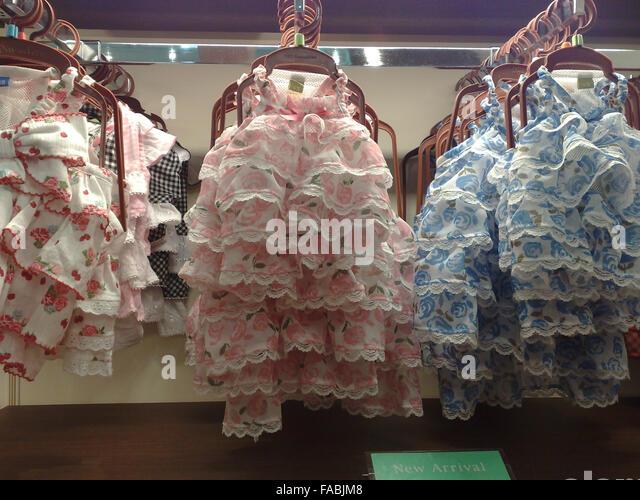 Paradise clothing store