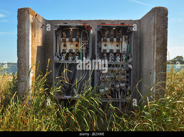 fuse box jb2xwe electricity distributor stock photos & electricity distributor fusebox northern powergrid at crackthecode.co