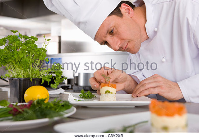 commercial kitchen stock photos commercial kitchen stock images alamy. Black Bedroom Furniture Sets. Home Design Ideas