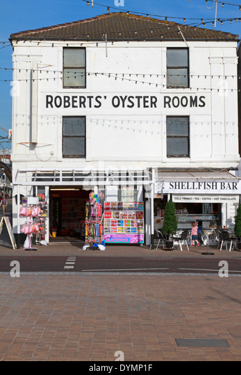 Robert S Oyster Rooms Blackpool
