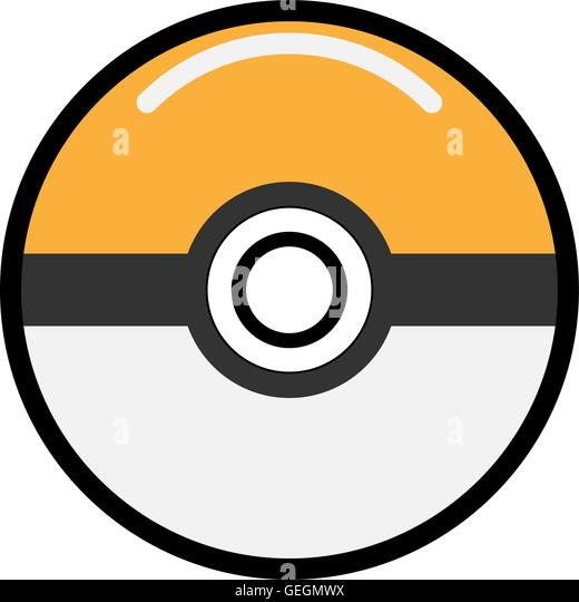 Pokemon Ball Vector Images