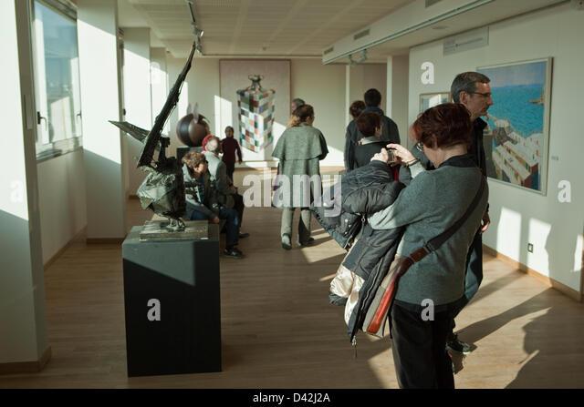 3d Exhibition In Borivali : Regards stock photos images alamy