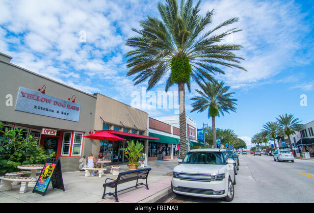 Restaurants On Canal Street New Smyrna Beach