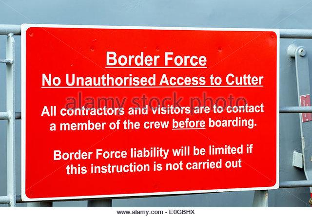 border force uk stock photos  border force uk stock