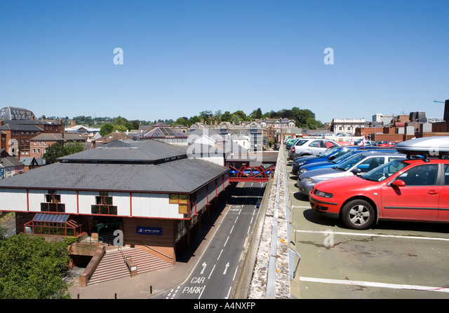 Guildhall Car Park Exeter