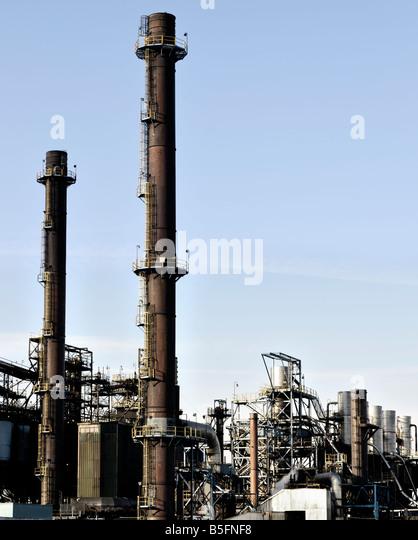 Factory smokestacks smoke stack stock photos factory for Andalusia ford motor company