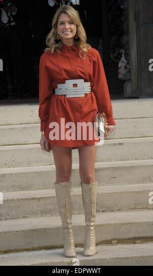 Paris Fashion Week Haute Couture Stock Photos & Paris ...