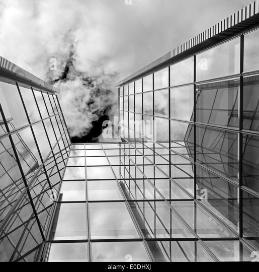 Modern Architecture London England italian modern architecture stock photos & italian modern