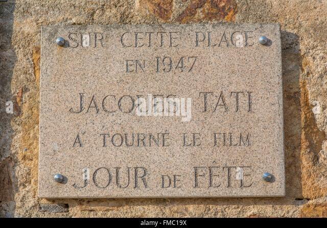 Resultado de imagen de jacques tati et saint severe