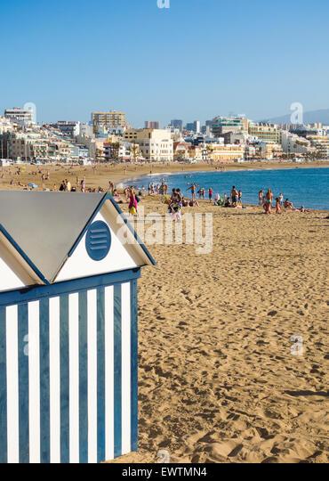 Canaries beach stock photos canaries beach stock images - Capital de las palmas ...