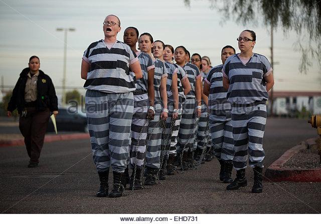 Tent City Jail Americau0027s toughest jail run by Sheriff Joe Arpaio in Phoenix Arizona  sc 1 st  Alamy & Tent City Jail Stock Photos u0026 Tent City Jail Stock Images - Alamy