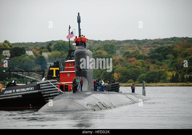 U S Navy Nuclear Submarine Stock Photos U S Navy Nuclear - Us submarine bases map submar