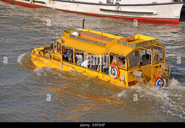 Duck Tour In Ketchican