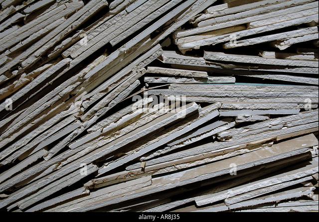 Gypsum Building Material : Gypsum tablet stock photos images