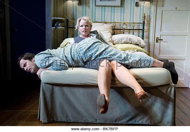 bedroom farce. Bedroom Farce by Alan Ayckbourn directed Peter Hall  Stock Image Photos Images Alamy