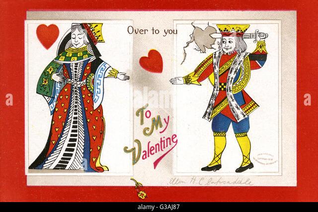 Queen of hearts dating agency