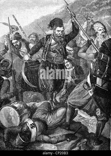 greek war of independence essay