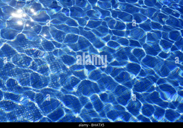 kitchen blue tiles texture. Kitchen Blue Tiles Texture. Water Texture, Pool In Sunny Day  With Light Texture