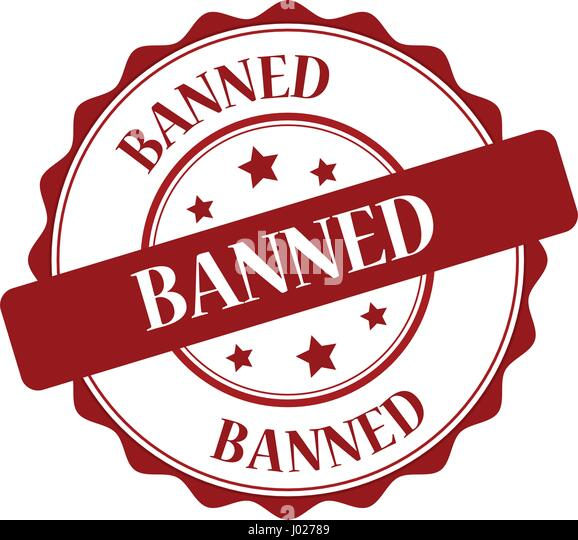 banned stamp stock photos - photo #22